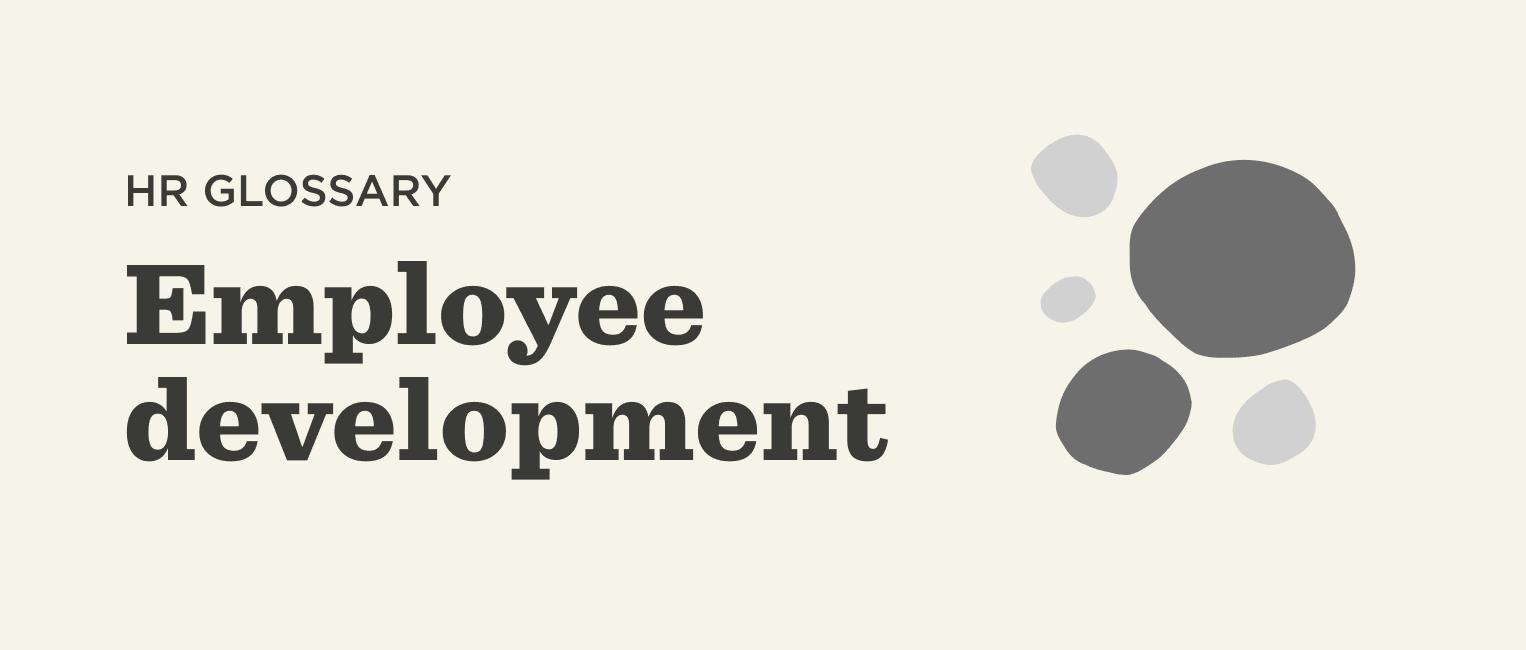 Employee-development-Glossary-banner