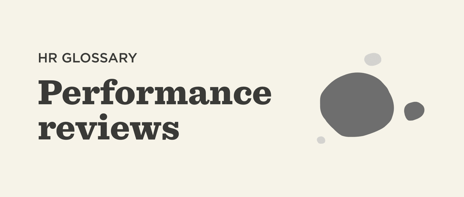 What is a performance review? - Performance-reviews-Glossary-banner-1.png