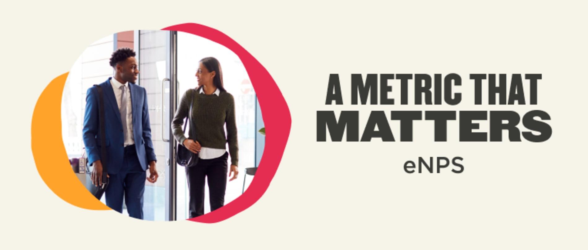 A metric that matters (eNPS)