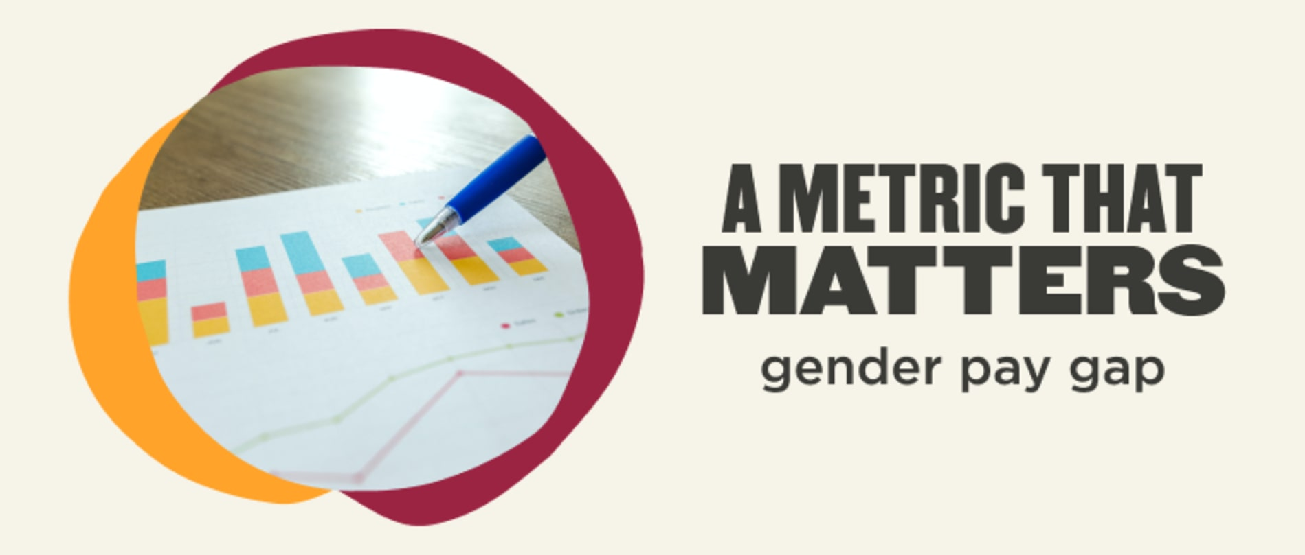 A metric that matters (gender pay gap)