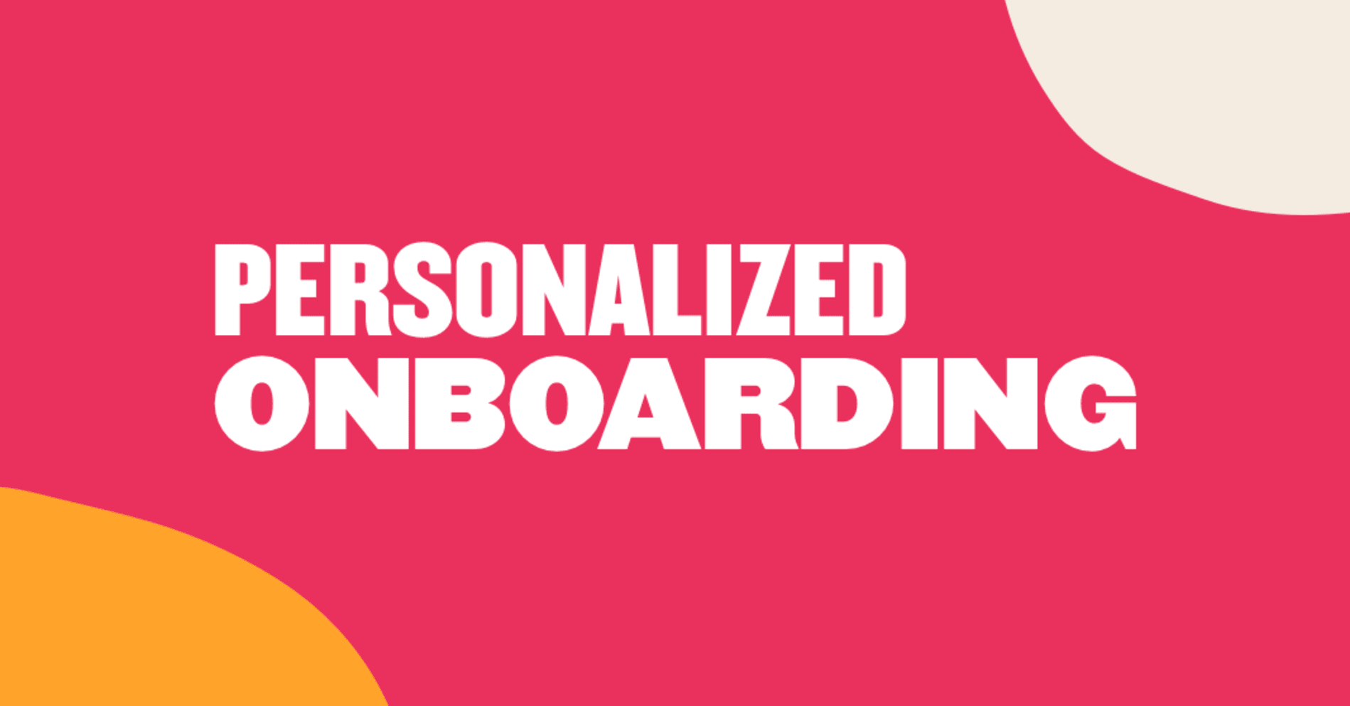 Hibob personalized onboarding experience