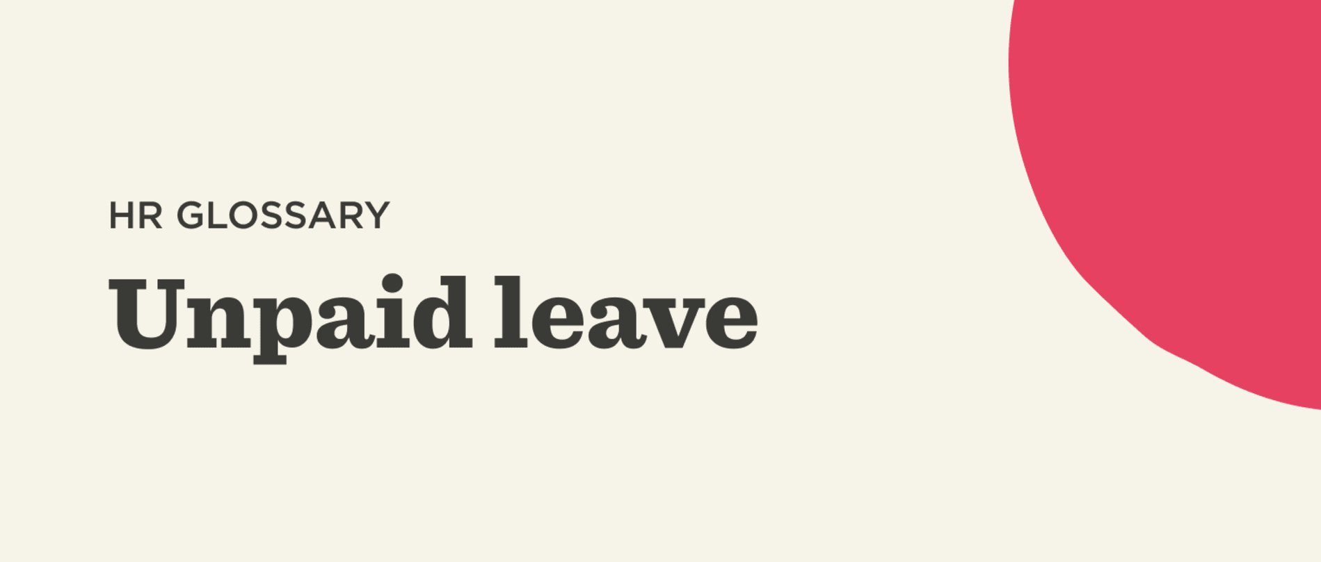 Unpaid-leave-Glossary-banner