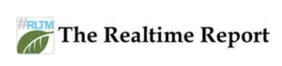 The realtime report logo