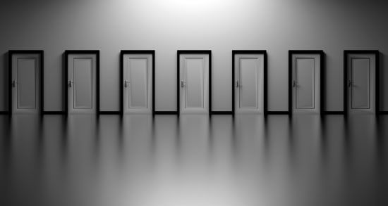 Five Tips You Can Use Today to Close a Top Candidate - black-and-white-decision-doors-277017.jpg