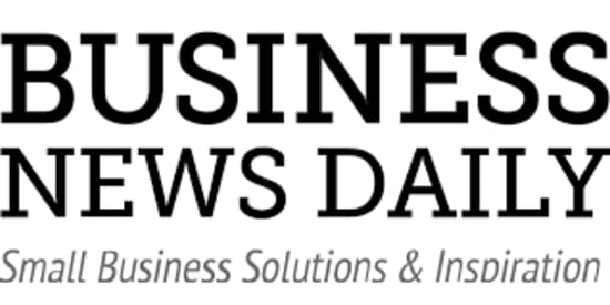 Business news daily logo