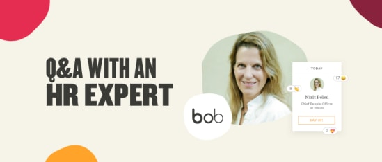Championing cultural safety with Nirit Peled-Muntz, Hibob Chief People Officer - QA-with-an-HR-expert-Nirit-Peled-Blog-post.png