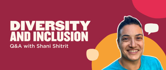 Diversity and inclusion with Shani