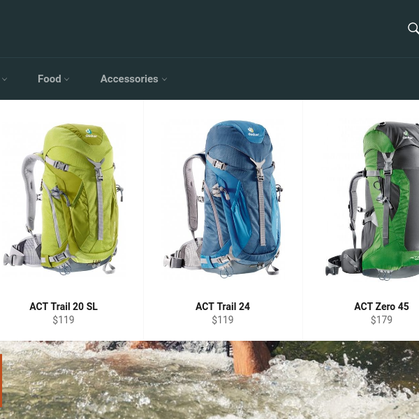 Shopify Venture Theme - Activate megamenu when mouse hovers