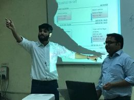 Business Modelling & Operation Plan @ IIT(ISM)