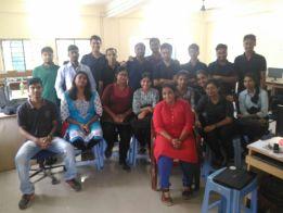 PLC Training @ Techno India Batanagar