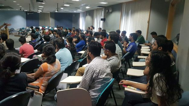 E-Cell Meet@IIIT Bangalore