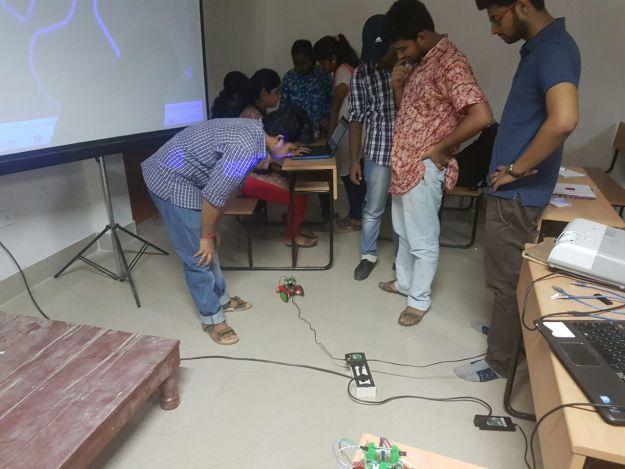 Robotics@TICT