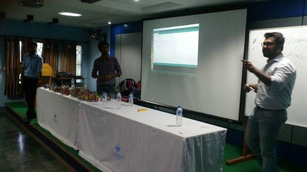 Autonomous Robotics@Asansol Engineering College