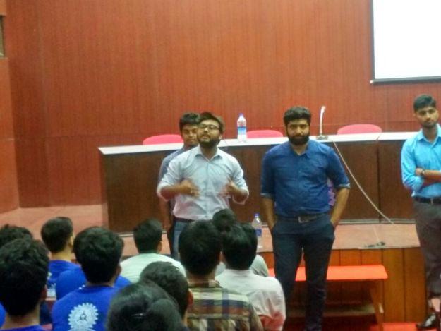 Seminar@IIT(ISM) Dhanbad