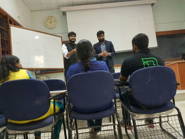 Seminar@IISC Bangalore