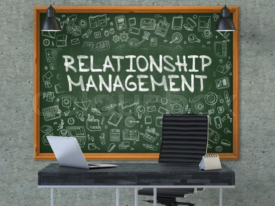 Relationship management at work place