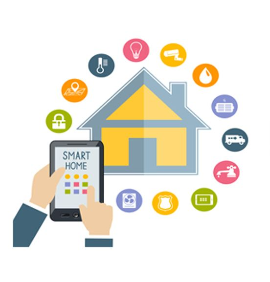 Mobile Controlled Home Automation
