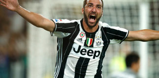Higuain Esultanza Juventus @ Getty Images