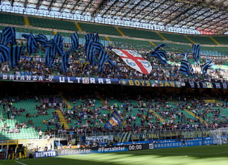 Tifosi Stadio Inter @ Getty Images