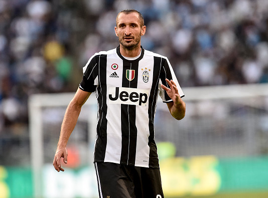 Chiellini Juventus @ Getty Images
