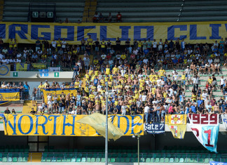 Tifosi Chievo Verona @ Getty Images