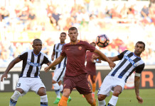Dzeko Roma @ Getty Images