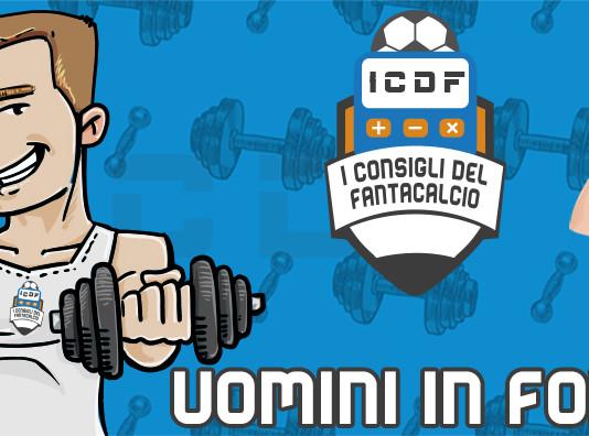 Uomini in forma fantacalcio @ ICDF
