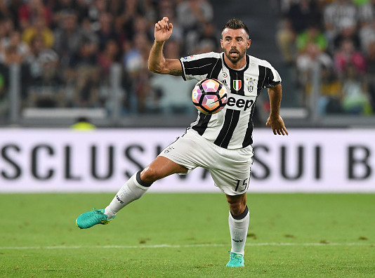 Barzagli Juventus @ Getty Images