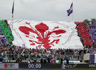 Fiorentina Tifosi @ Getty Images