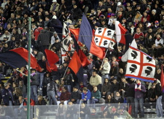 Tifosi Cagliari @ Getty Images