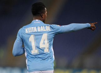 Keita Lazio @ Getty Images