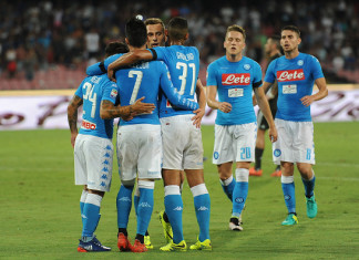 Squadra Napoli @ Getty Images
