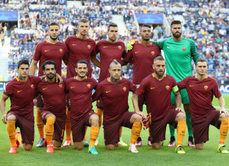 Squadra Roma @ Getty Images
