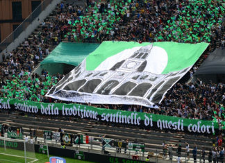 Sassuolo Tifosi @ Getty Images