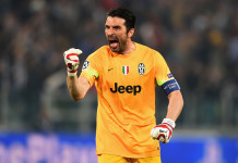 Buffon Juventus @ Getty Images