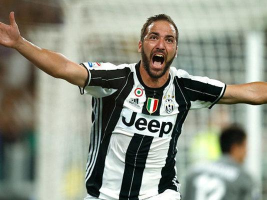 Higuain Esultanza Juventus @ Getty Images