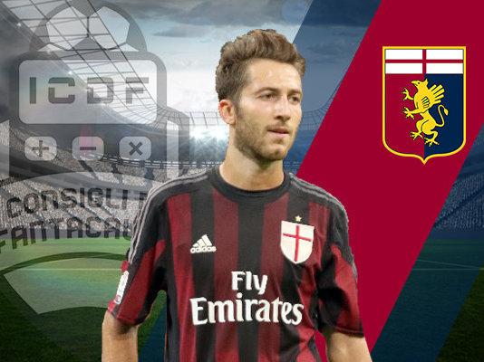 Bertolacci Genoa Nuovi Arrivi Fantacalcio