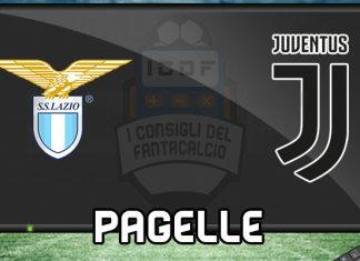 Lazio Juventus Pagelle @ ICDF