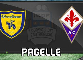 Chievo Fiorentina Pagelle @ ICDF