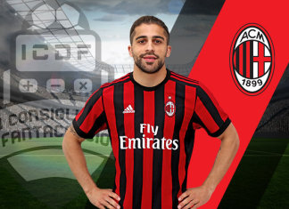 Rodriguez Milan Nuovi Arrivi Fantacalcio