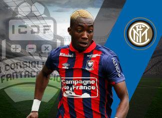 Karamoh Inter Nuovi Arrivi Fantacalcio