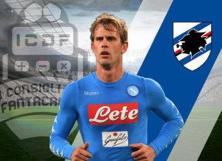 Strinic Sampdoria Nuovi Arrivi Fantacalcio