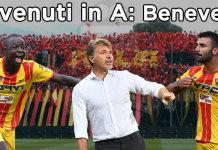 Benvenuti in Serie A Benevento