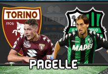 Torino Sassuolo Pagelle
