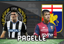 Udinese Genoa Pagelle @ ICDF