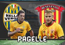 Verona Benevento Pagelle @ ICDF