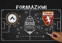 Udinese Torino Formazioni Ufficiali