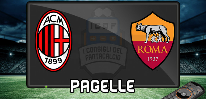 Milan Roma Pagelle