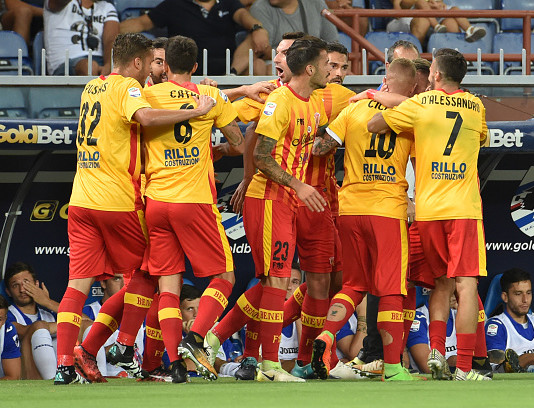 Benevento Squadra @ Getty Images