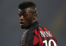 Niang Milan @Getty Images
